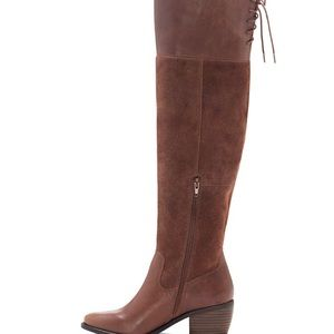 ⚜️Lucky Brand Over the knee boots⚜️